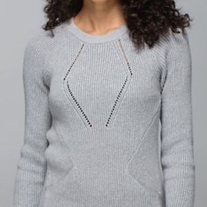 Lululemon sweater.